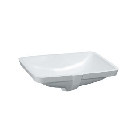 811961 - Laufen Pro S 525mm x 400mm Built-in Washbasin - 8.1196.1